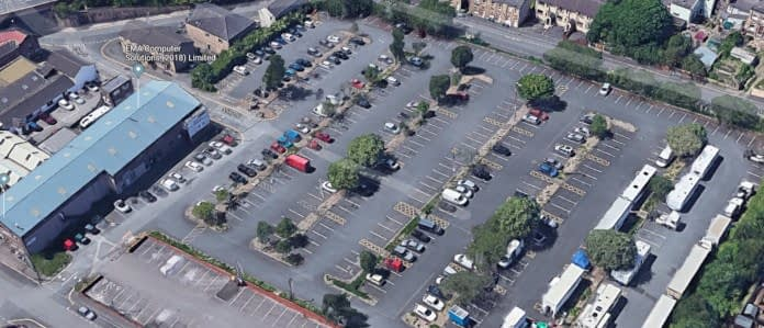 photo of Cliffe Street car park