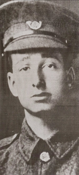 photo of Horace Waller VC