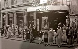photo of The Picture House in a later guise as the Essoldo Cinema