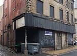 photo of current state of old funeral parlour