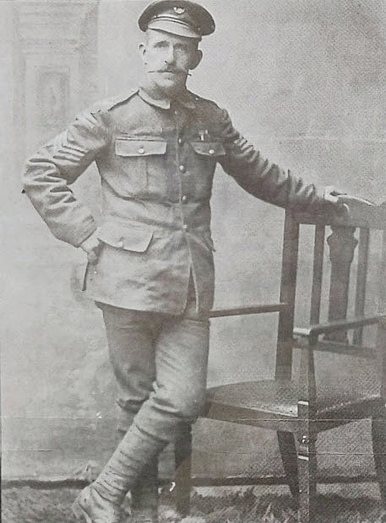 photo of John William Ormsby VC