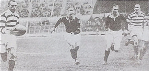 photo of Dewsbury's Tommy Bailey & Cliff Smith