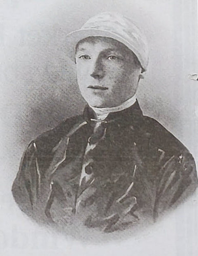 photo of the young Tommy Weston
