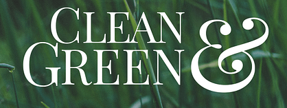 logo for the Clean & Green project